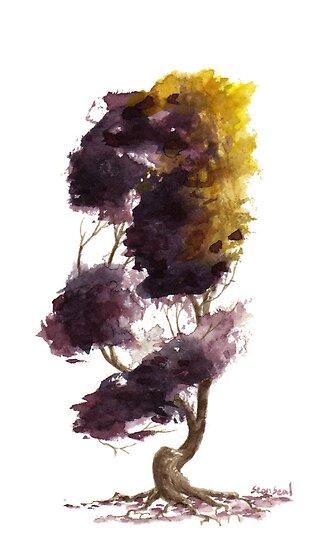 Little Tree 33 by Sean Seal