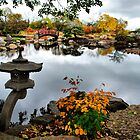The Lantern, Osaka Garden by James Watkins