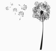 dandelion design by Laschon Robert Paul