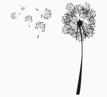dandelion design by Laschon Robert Paul