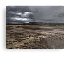 Shifting Sands Metal Print
