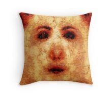 The Oracle by Pierre Blanchard Throw Pillow