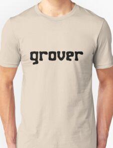 Straight up grover geek funny nerd T-Shirt