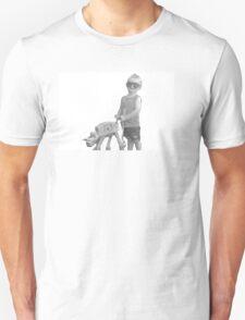 Just Walking the Walker T-Shirt