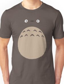My Neighbor Totoro - Face and Chest Unisex T-Shirt
