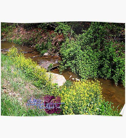 golden stream Poster