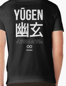 Yūgen (幽玄) - White Mens V-Neck T-Shirt
