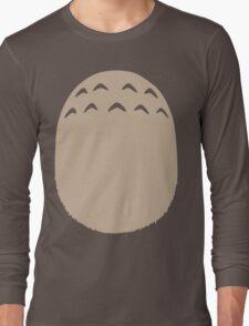 My Neighbor Totoro - Chest Long Sleeve T-Shirt