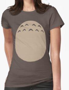 My Neighbor Totoro - Chest Womens Fitted T-Shirt