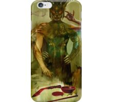 Tarot: The Magus iPhone Case/Skin