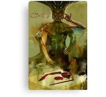 Tarot: The Magus Canvas Print