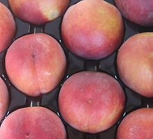Plentiful Peaches by artistwriter