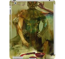 Tarot: The Magus iPad Case/Skin