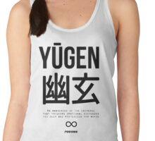 Yūgen (幽玄) - Black Women's Tank Top