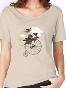 night riders Women's Relaxed Fit T-Shirt