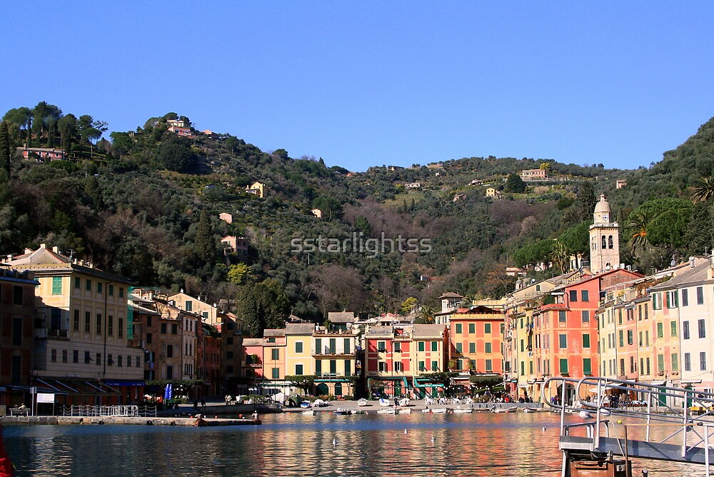 Beautiful Portofino! by sstarlightss