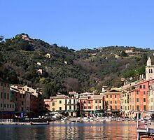 Beautiful Portofino! by sstarlightss