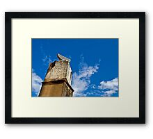 Sun Clocks Framed Print