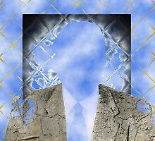 Through the Clear Window by Jorge S Jimenez