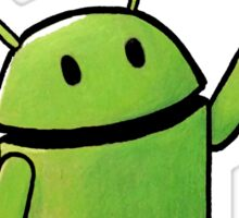 Android Lollipop Google Prismacolor Drawing Sticker