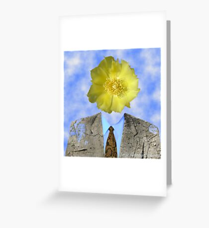 The Person We Are Inside Greeting Card