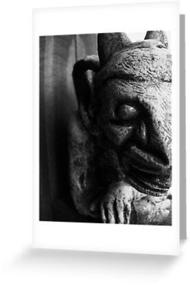 Gargoyle by arawak