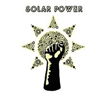 Solar Power to the People! by BelovedEarth