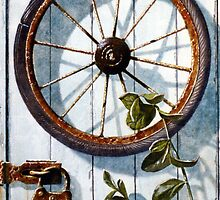 The Rim of the Wheel by Michael Douglas Jones