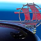1934 Plymouth &quot;Sailing Ship&quot; Hood Ornament by Jill Reger