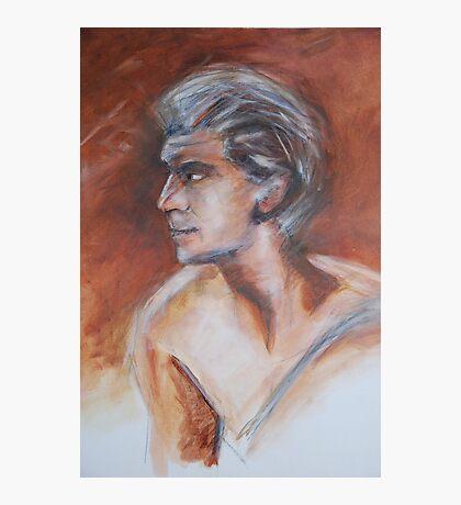 Portrait of David Photographic Print