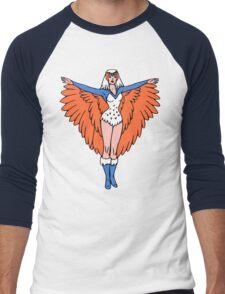 Sorceress Men's Baseball ¾ T-Shirt