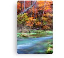 Autumn Orton Image Canvas Print