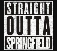 Springfield Represent! by tuliptreetees
