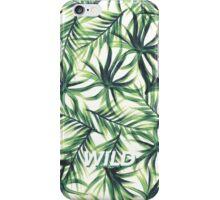 """""""WILD"""" iPhone Case/Skin"""