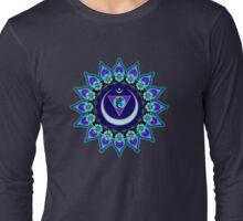 Vishuddha Chakra Long Sleeve T-Shirt