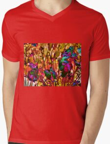 Secret Garden III Mens V-Neck T-Shirt