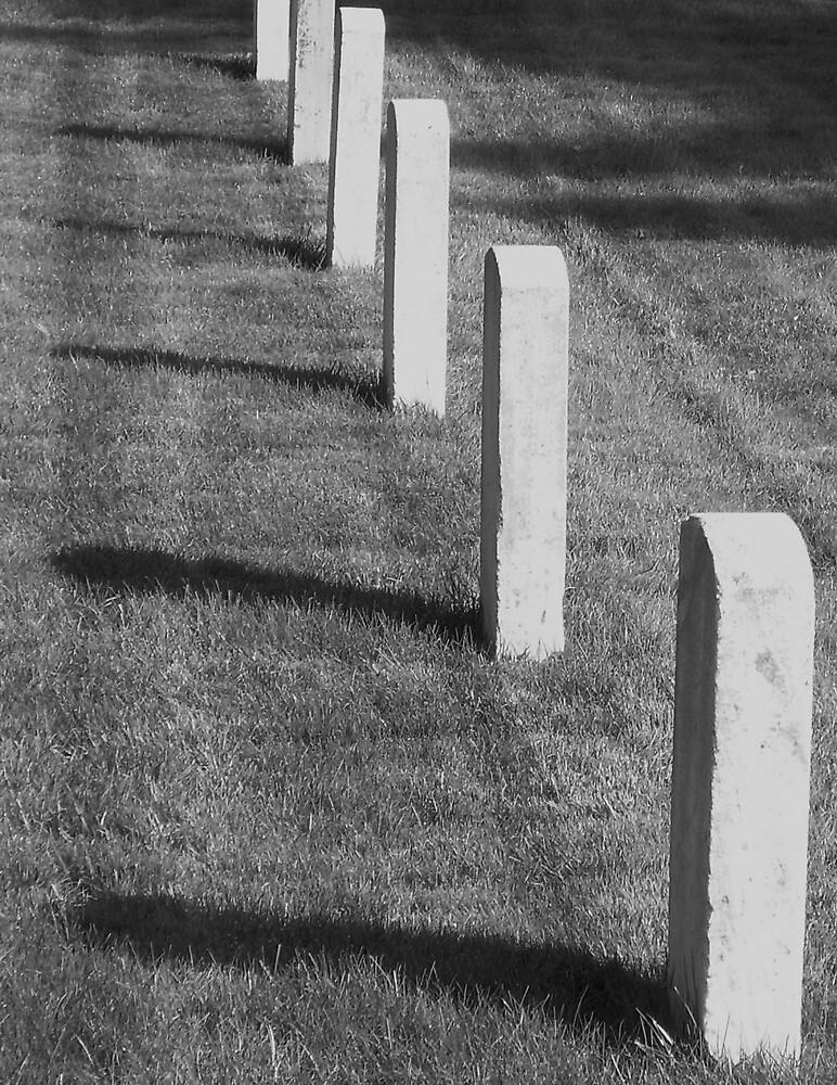 Fort Worden memorial cemetery by arawak