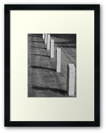 Fort Worden memorial cemetery by arawak