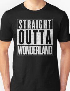 Wonderland Represent! T-Shirt