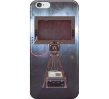 Walter's Universe Window alternate (Fringe) iPhone Case/Skin