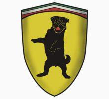 Ferrari Pug Kids Clothes