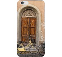 Pair of Bicycles iPhone Case/Skin