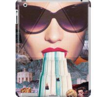 Pool Side  iPad Case/Skin