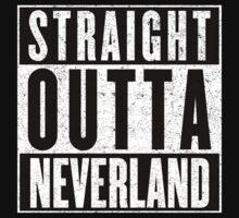 Neverland Represent! by tuliptreetees