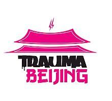 Trauma Beijing Photographic Print