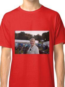 Carol Kirkwood BBC Classic T-Shirt