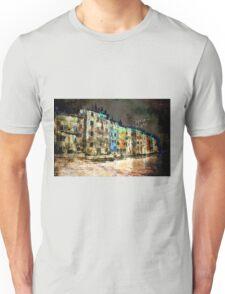 The Essence of Croatia - The Dark Side of Rovinj Unisex T-Shirt