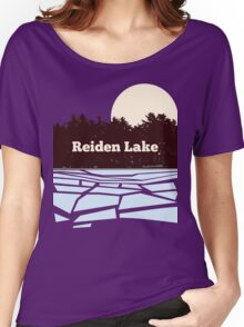 Reiden Lake (fringe) Women's Relaxed Fit T-Shirt