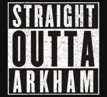 Arkham Represent! by tuliptreetees