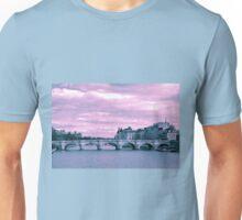 Parisian Mosaic - Piece 9 - The Pont Neuf Unisex T-Shirt